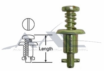 Camloc 1/4 Turn Stud