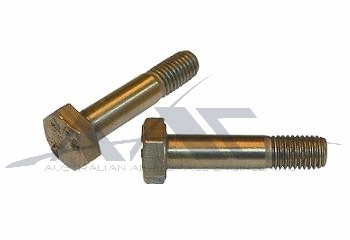 Close Tolerance Bolt