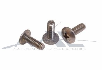 Truss Head Machine Screw S/S