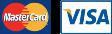 Mastercard/Visacard